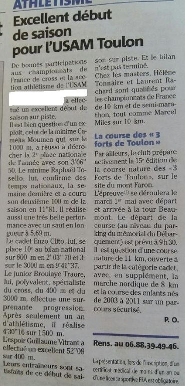 Publication Var Matin