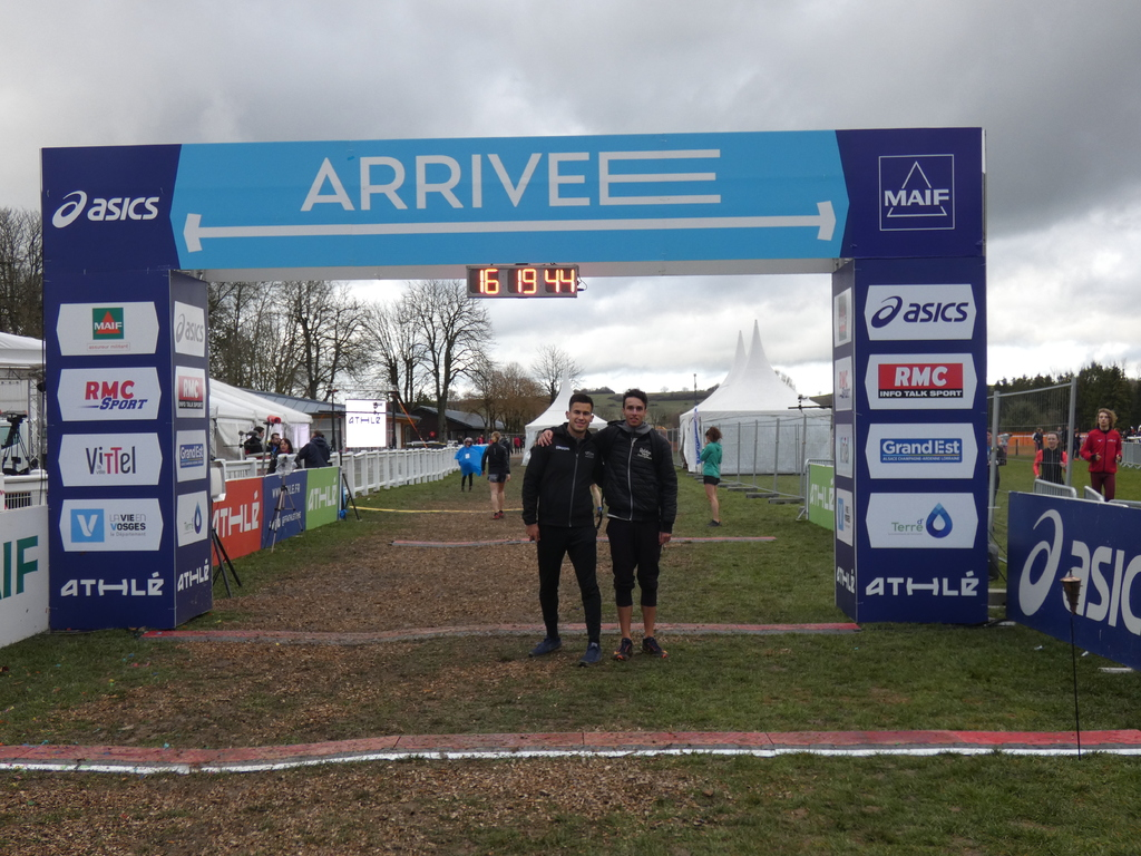 Championnats de France de cross