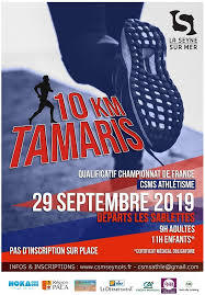 10 Kms de Tamaris